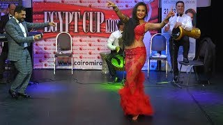 Alina Malikova Belly Dancer Egypt cup - Moscow
