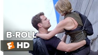 The Divergent Series: Allegiant B-ROLL (2016) - Shailene Woodley, Zoë Kravitz Movie HD