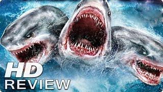 3-HEADED SHARK ATTACK Kritik Review