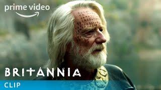 Britannia - Clip: Meeting on the Bridge | Prime Video