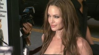 Details on Angelina Jolie's Early Morning Move