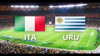 ASSISTIR AMISTOSO ITÁLIA X URUGUAI AO VIVO