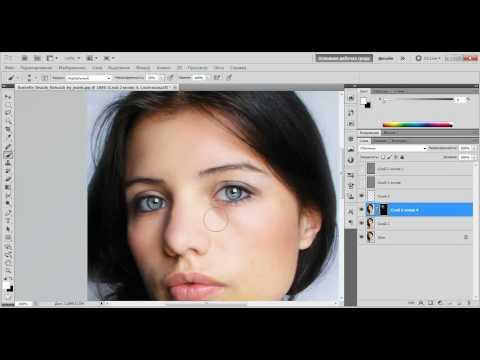 обработка фото вертикальная корректировка