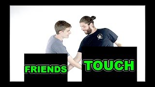 BEST MALE FRIENDS TOUCH (For The First Time)