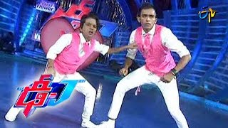 Andhamaina Premarani Cheyi Tagiliths Song - Tarun Performance - 11 - Dhee Juniors - ETV Telugu