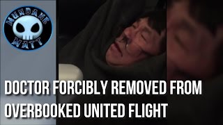 [News] Doctor forcibly removed from overbooked United flight