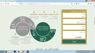خطوات التسجيل على موقع وزارة الحج لحجاج الداخل لعام 2018 م الموافق 1439 هـ