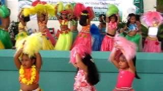 CSI -  Hawaian dance