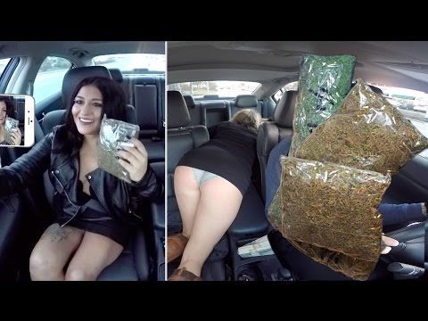 Xxx Mp4 Selling Massive Amounts Of Marijuana While Driving For Uber Prank 3gp Sex