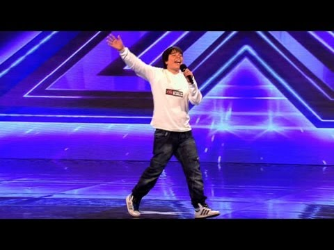 Luke Lucas's audition - The X Factor 2011 - itv.comxfactor