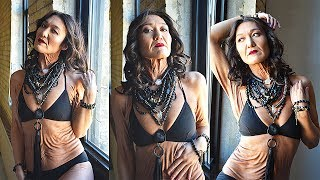 26-Year-Old Model Wears Her 'Wrinkles' With Pride
