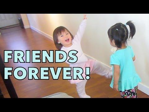 FRIENDS FOREVER!!! - May 26, 2014 - itsJudysLife Daily Vlog