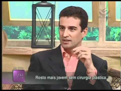 Rosto mais jovem sem cirurgia plástica Dr. André Colaneri no Você Bonita