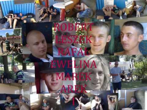 Robert Leszek Rafał Ewelina Marek Arek i Tomek ku pamięci