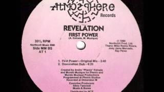 Revelation- First power