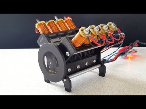 Xxx Mp4 Top 10 AMAZING HOMEMADE ENGINE Models Starting Up And Running 3gp Sex