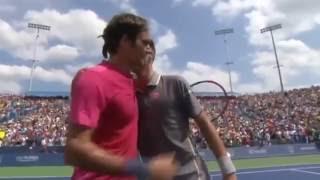 Federer V Djokovic Cincinnati 2015 Final