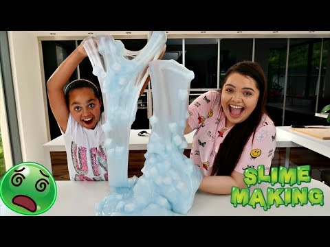 Xxx Mp4 Karina Garcia Shows Tiana How To Make The Best Slime Ever 3gp Sex