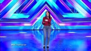 MBC The X Factor هند زيادة - يا ليل أنا بحبك - تجارب الأداء