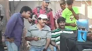 Bikram Singha Lion is back Dhin Tak Na song making
