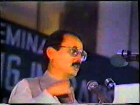 AZEEM AHMED TARIQ S speech Chairman of MQM