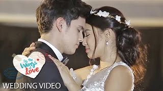 On The Wings Of Love: Clark and Leah Wedding Video (Same Day Edit)