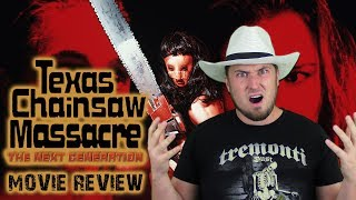 Texas Chainsaw Massacre: The Next Generation (1994) - Movie Review