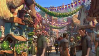 Tangled -  Kingdom Dance Scene 1080p