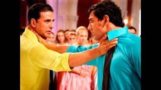 Bollywood Fight: Akshay Kumar, John Abraham in a brawl