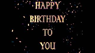 HAPPY BIRTHDAY TO YOU ANIMATION VIDEO/GREETINGS/WHATSAPP STATUS VIDEO/ECARDS/PICTURES/LATEST/2018/