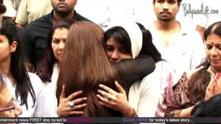 Priyanka Chopra's father's final journey