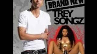 Trey Songz  featuring Nicki Minaj -Bottoms Up lyrics