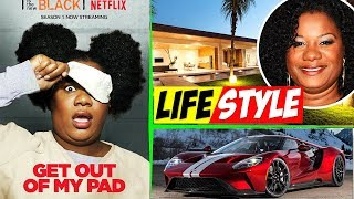 Black Cindy #Lifestyle (Adrienne C  Moore - OITNB) Net Worth, Boyfriend, Interview, Biography