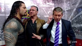 The Real Reason WWE Suspended Roman Reigns On Raw