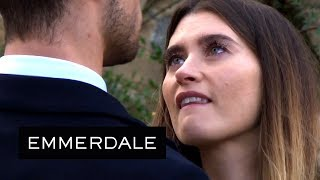 Emmerdale - Debbie and Charity Decide to Fight... Dirty...