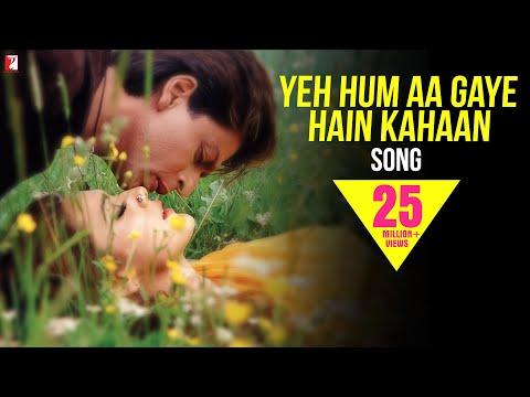 Yeh Hum Aa Gaye Hain Kahaan - Full Song   Veer-Zaara   Shah Rukh Khan   Preity Zinta
