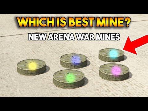 Xxx Mp4 GTA 5 ONLINE WHICH IS BEST PROXIMITY MINE FROM ARENA WAR DLC 3gp Sex