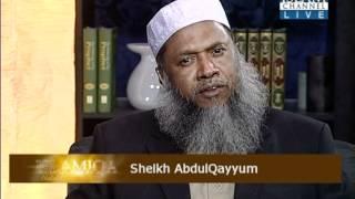 IslamQA, 09 April 2012 - Sh Abdul Qayyum