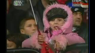 QWC 2006 Albania vs. Ukraine 0-2 (09.02.2005)
