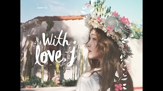 [Full Album] 제시카(Jessica) - With Love, J (English Version)