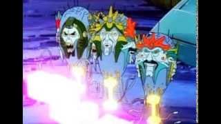 Transformers G2 Los Quintesons (Origen del los Autobots y Decepticons)