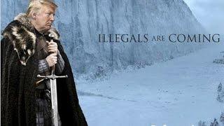 Donald Trump Emperor of America