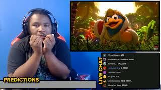 KING K ROOL IS IN SMASH BROS ULTIMATE!!!! [LIVE REACTION]