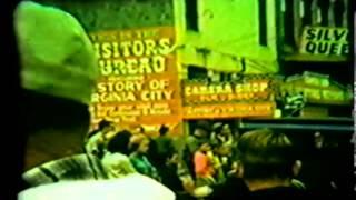 1962 Bonanza Days Parade Virginia City Nevada