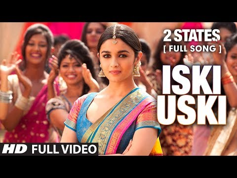 Xxx Mp4 Iski Uski FULL Video Song 2 States Arjun Kapoor Alia Bhatt 3gp Sex