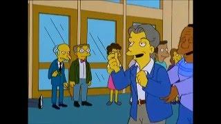 Arthur fortune- Les Simpson (S10E21- L'amour ne s'achète pas)