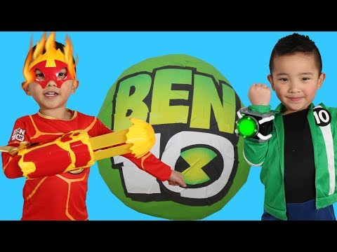 Xxx Mp4 BIGGEST NEW BEN 10 Toys Collection Giant Surprise Egg Opening Fun With Ckn Toys 3gp Sex