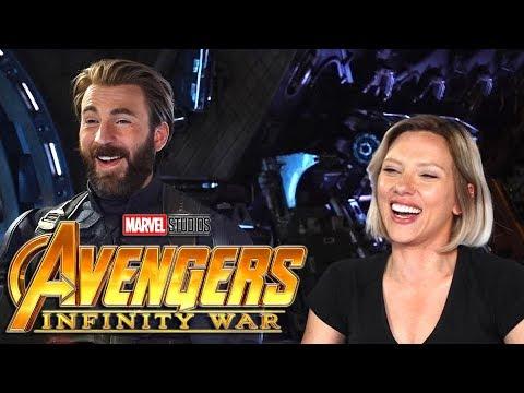 'Avengers: Infinity War': Inside Marvel's Biggest Movie Yet | Entertainment Tonight