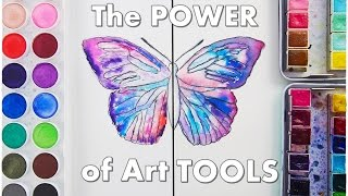 The Power of Art Tools ♡ Maremi's Small Art ♡