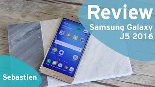 Samsung Galaxy J5 2016 review (Dutch)